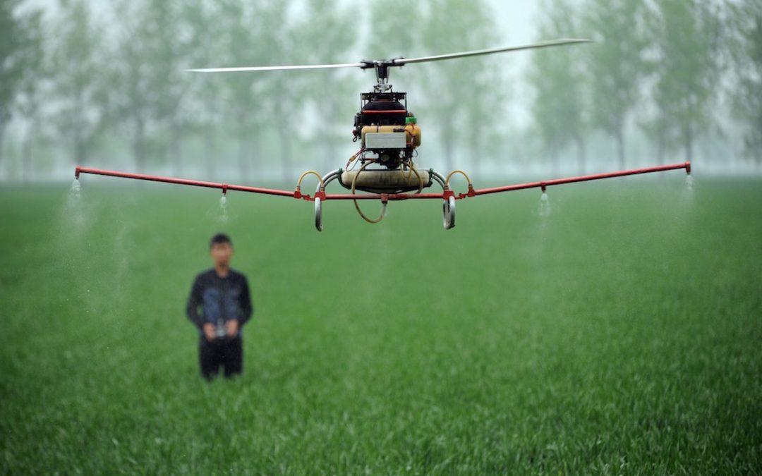 DRONES PARA LA AGRICULTURA: BENEFICIOS Y CASOS REALES.