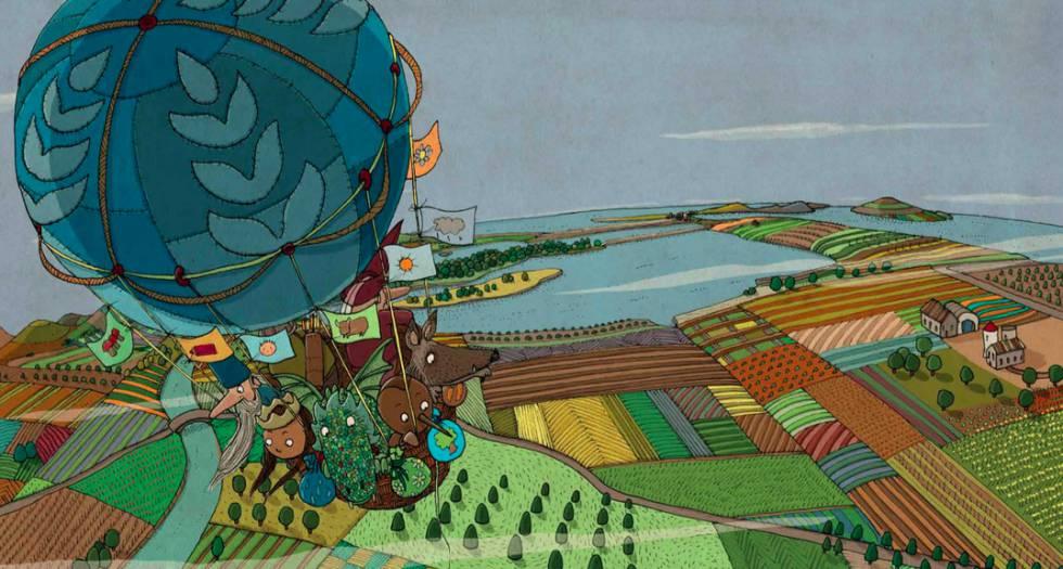 EL FUTURO DE LA ALIMENTACIÓN Y LA AGRICULTURA EN EL MUNDO