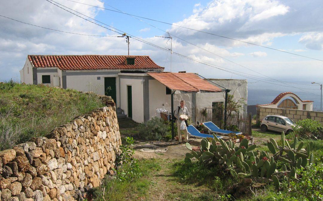 La vivienda agrícola: viviendas autorizadas en terreno agrícola