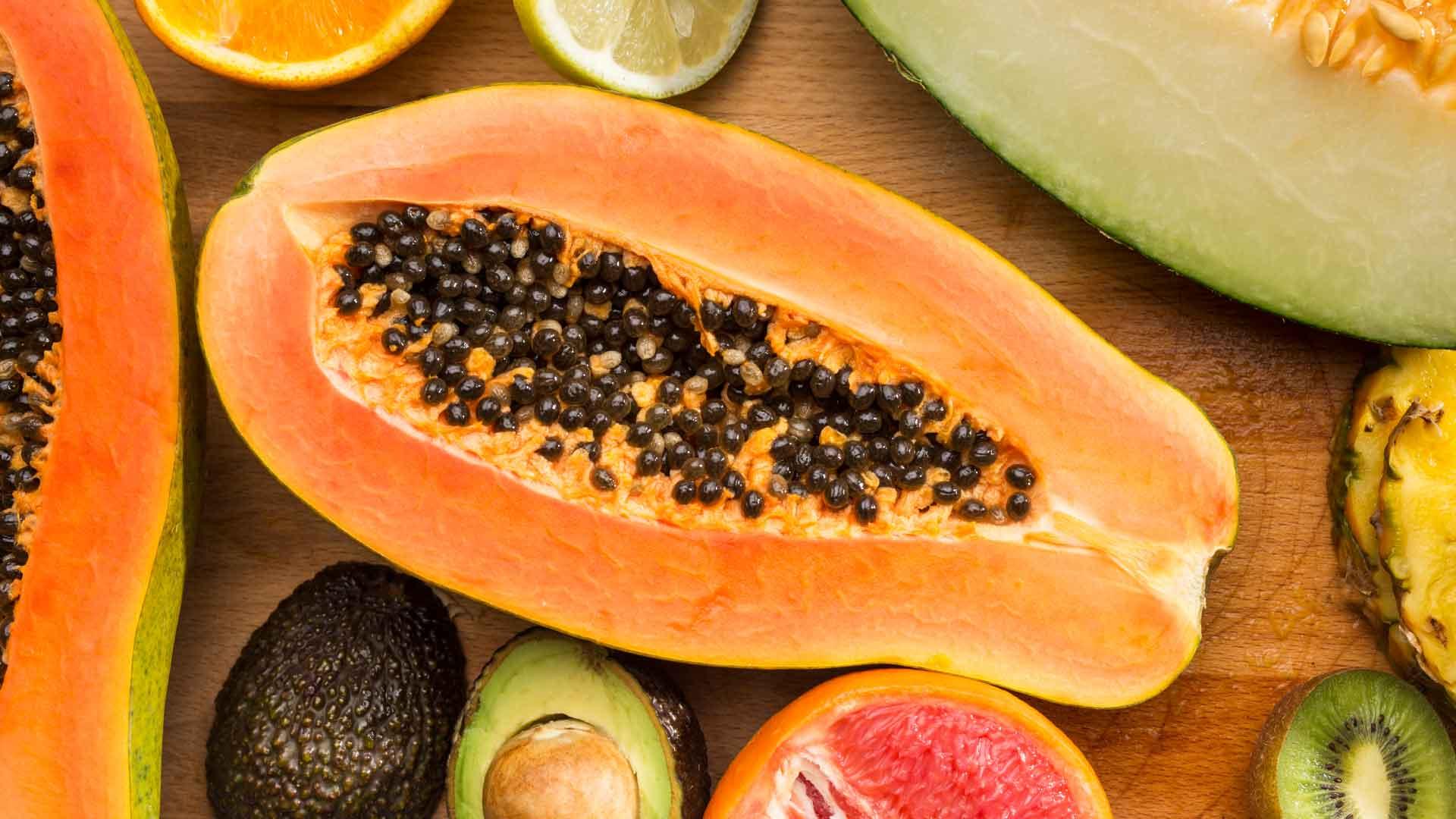 cultivar papaya en canarias