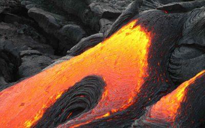 El impacto del volcán en el sector agrícola de La Palma